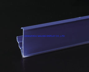 चीन Promotional Plastic Recycling Shelf Data Strips , Magnet Sticked Accessory आपूर्तिकर्ता